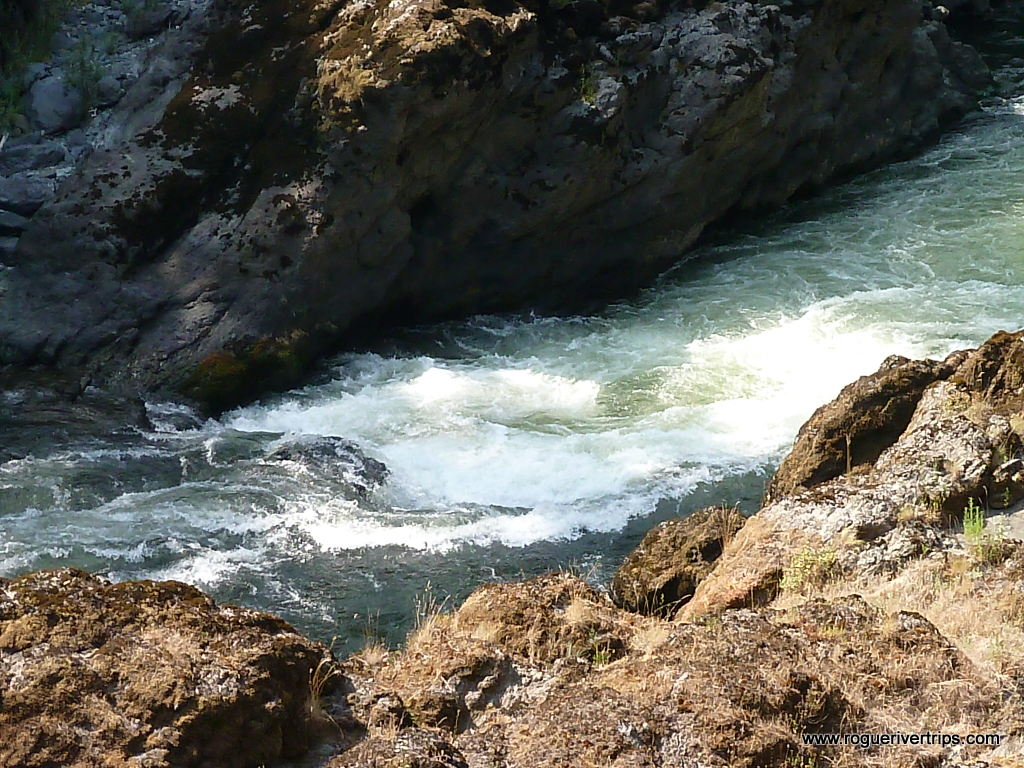 Telfer's Hole, Mule Creek Canyon, Rogue River